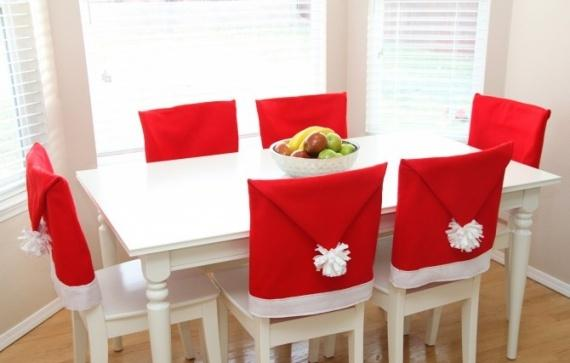 Dining room seat covers